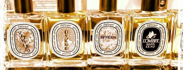 Diptyque is one of Paris.