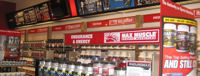 Max Muscle Sports Nutrition Lawrenceville is one of #416by416 - Dwayne list1.