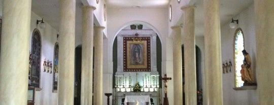 Parroquia de Nuestra Señora de Guadalupe is one of Templos católicos.