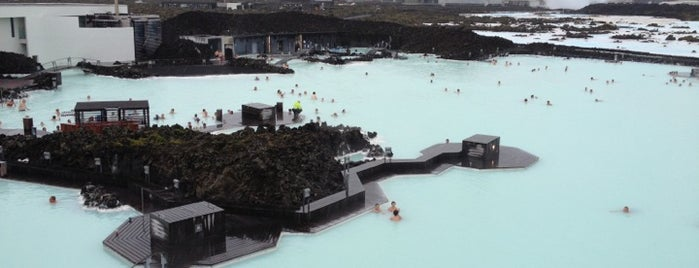 Blue Lagoon is one of Iceland Grand Tour.