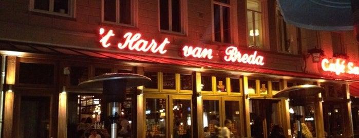 't Hart van Breda is one of Favo.