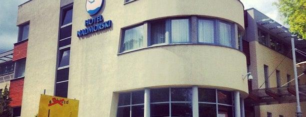 Hotel Nadmorski is one of Szkolenia z Inspiros.