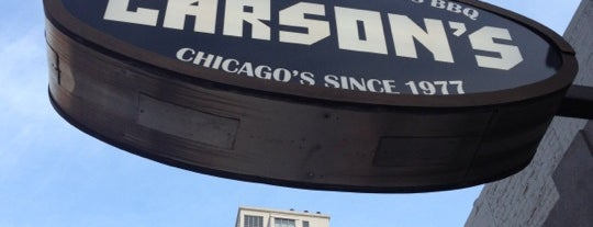 Carson's is one of Angel's Envy in Chicago.