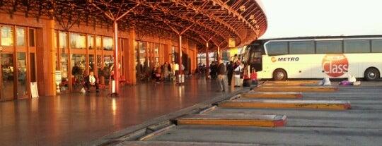Eskişehir Şehirler Arası Otobüs Terminali is one of Türkiye'de En Çok Check-in Yapılan Mekanlar.