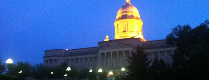 Kentucky State Capitol is one of State Capitols.