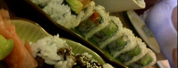 Asahi Sushi is one of The Best of OEV.
