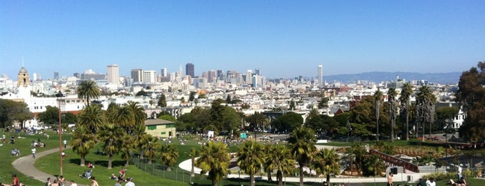 Mission Dolores Park is one of beta ;-;.