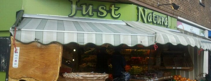 Just Natural is one of Welcome to Sheffield..
