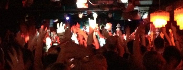 Corvin Club is one of Favorite Nightlife Spots.