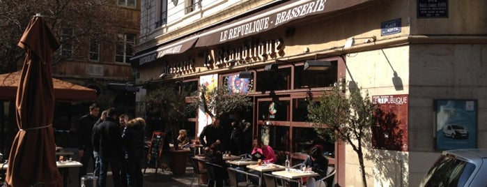 Le République is one of Bars.