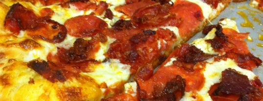 Miami's Best Pizza is one of Lukas' South FL Food List!.