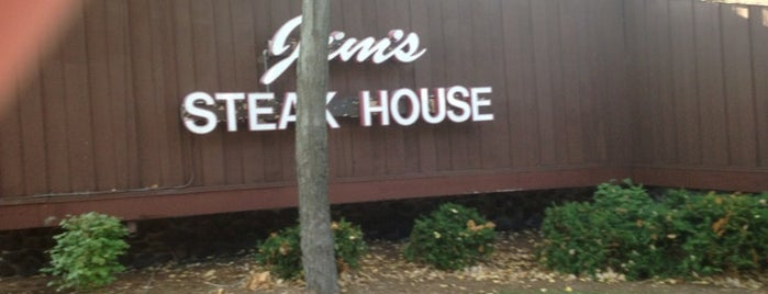 Jim's Steakhouse is one of Best Food in BloNo.