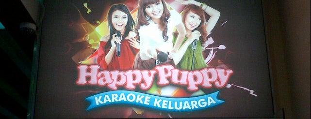 Happy Puppy Karaoke Keluarga is one of Locais curtidos por Paramitha.