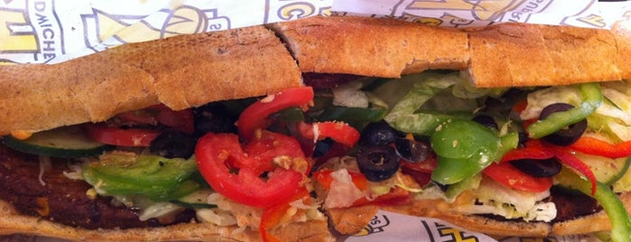 Which Wich? Superior Sandwiches is one of Sammiches!.