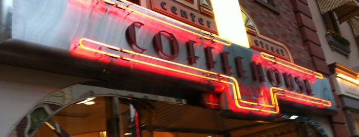 Center Street Coffeehouse is one of ディズニー.