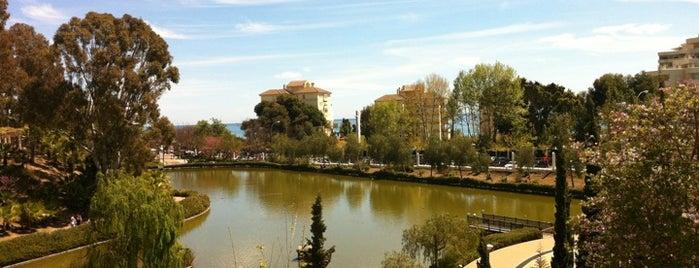 Parque de La Paloma is one of Málaga.