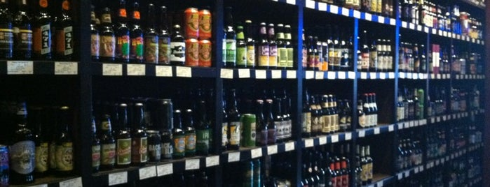 Lizardville Beer Store & Whiskey Bar is one of Cleveland Beer Week (Venues).