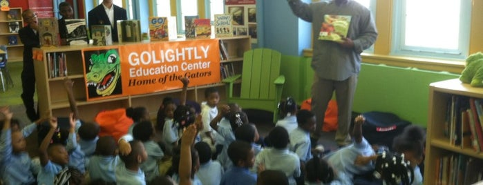 Golightly Early Learning Center is one of Favorite Places.