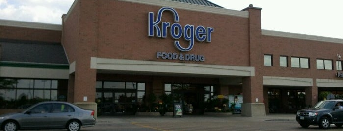 Kroger is one of My Most Common Visits.