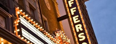 Jefferson Theatre is one of Downtown Beaumont.