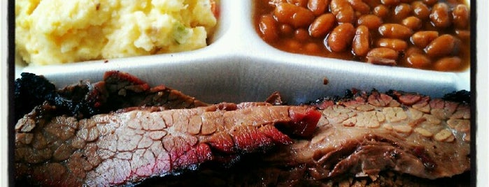 Virgie's Bar-B-Q is one of BBQ Joints in Texas.