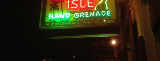 Little Tropical Isle is one of What we love about New Orleans.