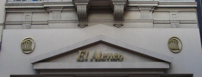 El Ateneo is one of Guide to Bs As's best spots.