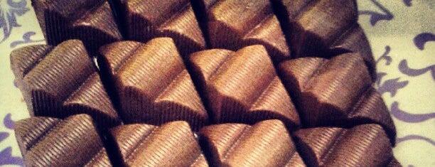 La Praline Chocolatier is one of 101 comidas en Caracas.