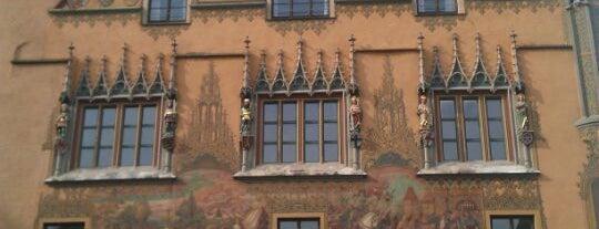 Ratskeller is one of Ulm.