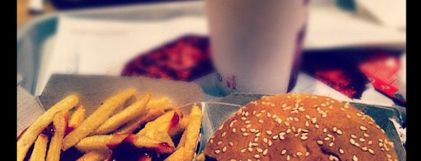 McDonald's is one of oviedo.