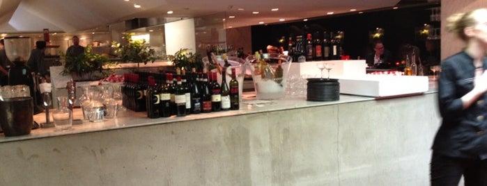 Buco Nero is one of Favorite restaurants.