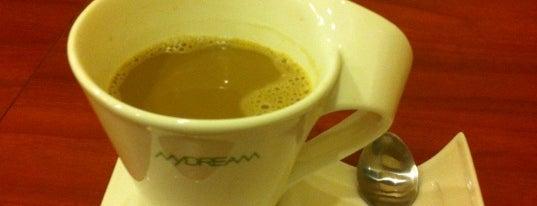 MyDream is one of Natalie's Fav. Restaurants.