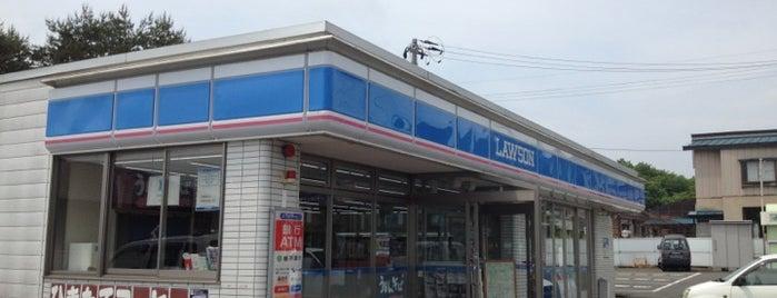 ローソン 雫石七ツ森店 is one of LAWSON in IWATE.