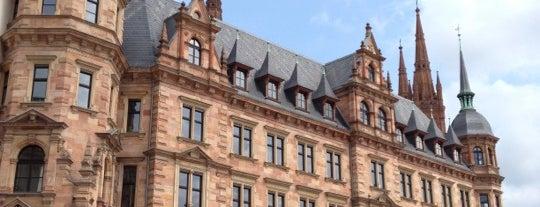 Dern'sches Gelände is one of Mainz♡Wiesbaden.