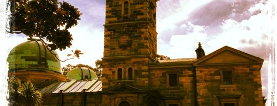 Sydney Observatory is one of Around The World: SW Pacific.