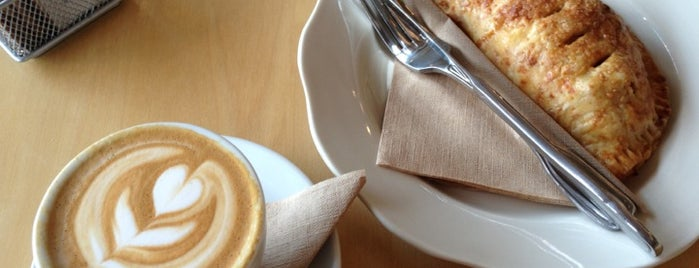Octane Coffee + Little Tart Bakeshop is one of Best of ATL (food).