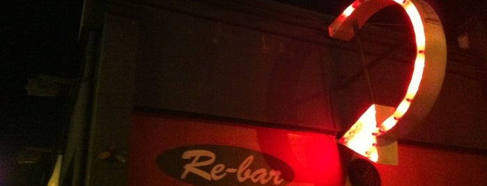 Re-Bar is one of Seattle Nightlife.