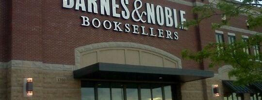 Barnes & Noble is one of My Favorites!.