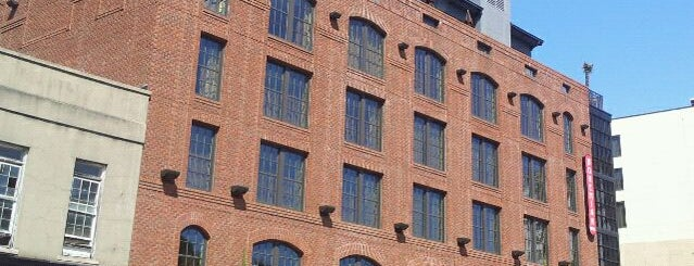 The Bohemian Hotel Savannah Riverfront, Autograph Collection is one of Savannah, GA.