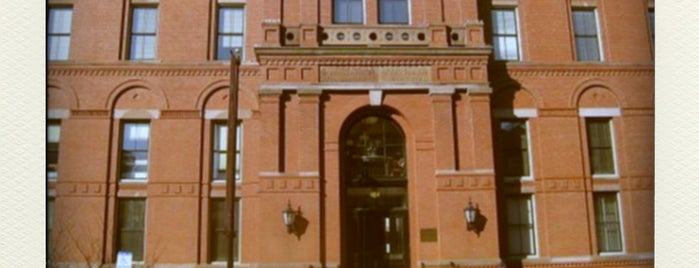 Peabody Museum of Archaeology and Ethnology is one of MASSACHUSETTS STATE - UNITED STATES OF AMERICA.
