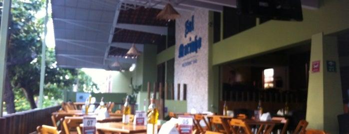 Sal Marinho Restaurant'Bar is one of Free wi fi Salvador.