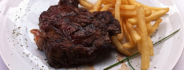 Sagal Steak House is one of Restaurantes visitados.