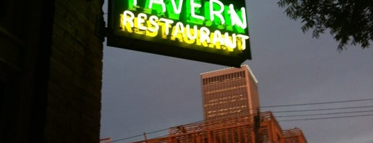 The Tavern is one of Tulsa To-Do.
