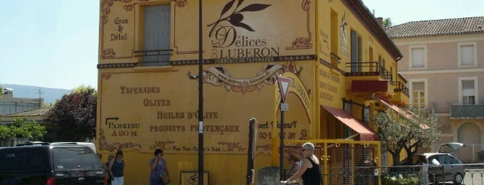 Les Delices Du Luberon is one of Trips / Vaucluse, France.