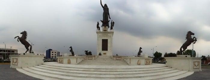 Explanada Bicentenario is one of Lugares para eventos.