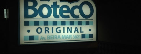 Boteco Original Beira Mar is one of Fortaleza.