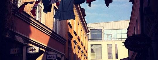 Riga Old Town is one of Unveil Riga : Atklāj Rīgu : Открой Ригу.