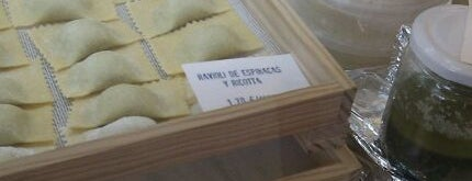 Taller de Pasta is one of 21-30th of  MAY.