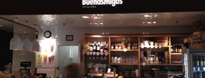 Buenas Migas is one of Wifi places in Barcelona.