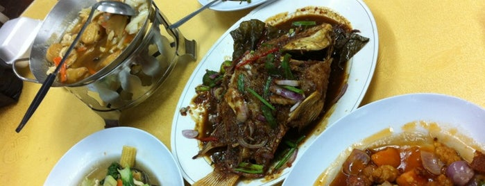 Restoran Haw Wah is one of Negeri Sembilan, Malaysia.
